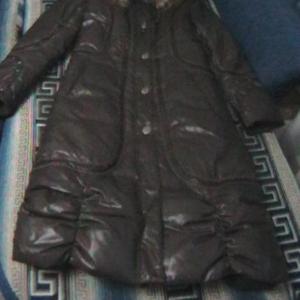 Продам пальто женское длинное