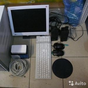 Продажа компьютера