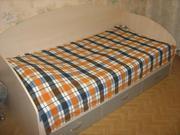 Продаю кровать 1-спальную